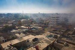 В небе над Сирией обстреляли пассажирский авиалайнер России