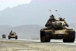 Израильские войска вторглись в Сирию