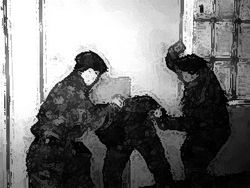 Скандал: в двух в/ч кавказцы унижали сослуживцев