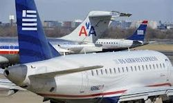 О своём слиянии официально объявили AMR и US Airways Group Inc