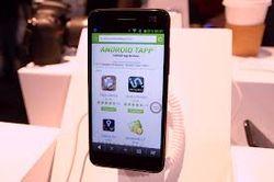Новый бюджетный Android-смартфон от ZTE