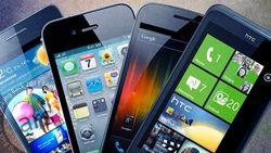 По количеству пользователей в 2013 году смартфоны обойдут ПК