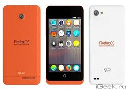 Анонсированы первые смартфоны под управлением Firefox OS