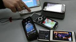 Смартфоны вытесняют мобильные телефоны