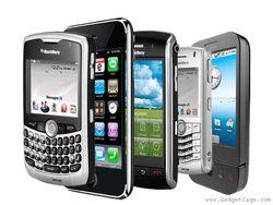 Впервые продажи смартфонов превзошли мобильные телефоны