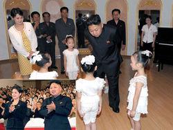 СМИ обсуждают новую спутницу Ким Чен Ына