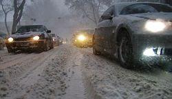 Столица США парализована снегопадом, - госучреждения и дороги закрыты