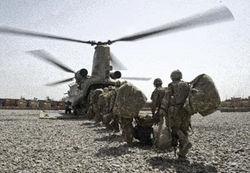 Сотрудники полиции в Афганистане убили двух британских солдат