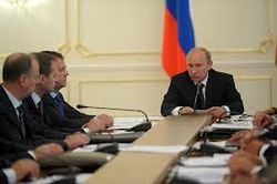 Совет безопасности РФ под руководством Путина обсудил кипрский вопрос