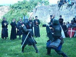 историческое средневековье