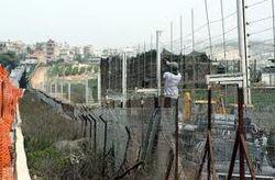 Израиль отгораживается от Сирии пограничной стеной