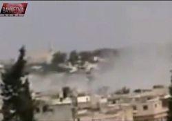 Столица Сирии утопает в потоках крови