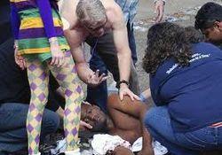 Facebook: В США опять стреляли – на сей раз на карнавале в Нью-Орлеане