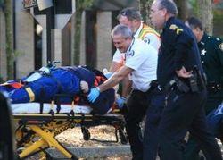 Стрельба на похоронах в Майами! Есть жертвы