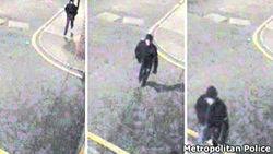 Стрелявший в Горбунцова запечатлен на камеру: его не разглядеть