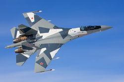 По просьбе организаторов, Су-35С сделает дополнительный полет в Ле Бурже