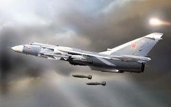 На все самолеты Су-24 в ЦВО установлены новые прицельные комплексы