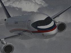 Superjet-100 мог разбиться при маневре ухода от дождевых облаков