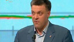 Олег Тягнибок «Свобода» будет контролировать каждый вдох власти