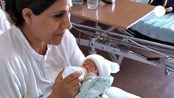 Уцелевшие в ДТП мать и дитя