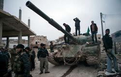 Войска Асада снова выбили повстанцев из Дамаска: курс фьючерса нефти