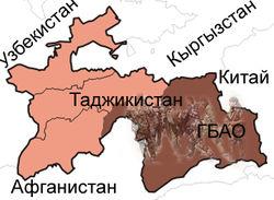 Таджикистан в огне – в страну идут афганские боевики