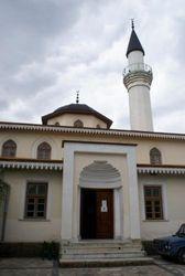 тайник в мечети