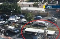 ХАМАС возвращается к террору: в Тель-Авиве взорван автобус