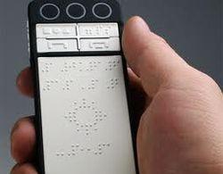 Инвесторам: ученые Индии создали телефон для слепых