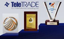 TeleTRADE: Престижные награды -  подтверждение высокого уровня компании