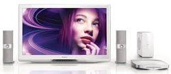 DesignLine от Philips: телевизор похожий на стеклянный лист