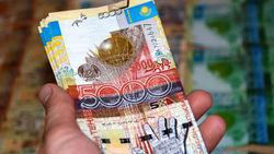Курс тенге укрепился к швейцарскому франку и фунту