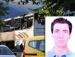 Теракт в Болгарии совершил молодой светлокожий мужчина