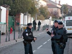 французский террорист