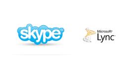 В сети смогут встретиться пользователи Skype и Lync