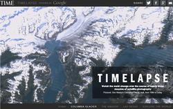 Google представила Timelapse: как менялась Земля за 28 лет
