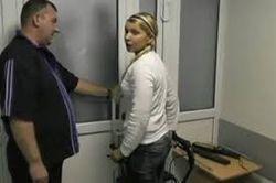 Юлия Тимошенко вернулась в палату без камер видеонаблюдения