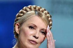 Тимошенко попросила журналистов приехать к ней в больницу