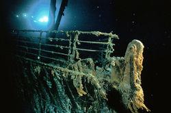 ЮНЕСКО займется охраной обломков «Титаника»