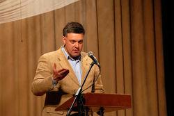 Корреспондент: Лидер «Свободы» Олег Тягнибок – Личность года в Украине