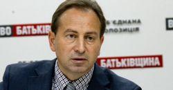 В «Батькивщине» инициировали исключение Николая Томенко из партии