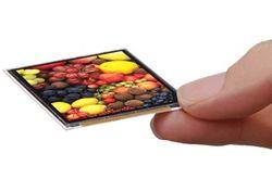 LG показал самый тонкий в мире дисплей