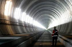 тоннель под Альпами