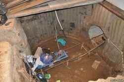 Контрабандный тоннель