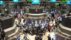 Сегодня зелёной зоной отметилось открытие американских фондовых площадок
