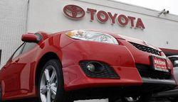 Toyota снова отзывает свои автомобили