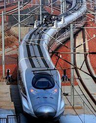 Равнение на КНР: запущена самая «поездатая» в мире железная дорога