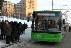 Как в Харькове общественный транспорт готовят к зиме