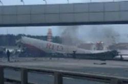 Крушение Ту-204: мэрия Москвы выплатит семьям погибших по миллиону