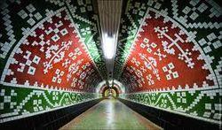 Сказочный тоннель в Одессе